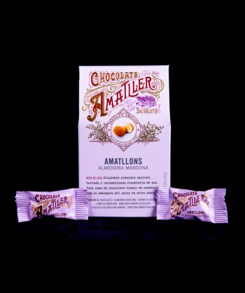 CHOCOLATE AMATLLONS 65 GR.